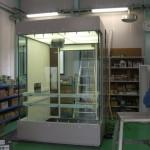 設計から、板金加工・塗装加工・組立・出荷まで一貫製作